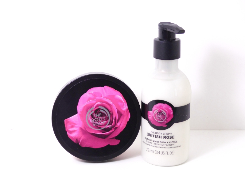The Body Shop British Rose 1