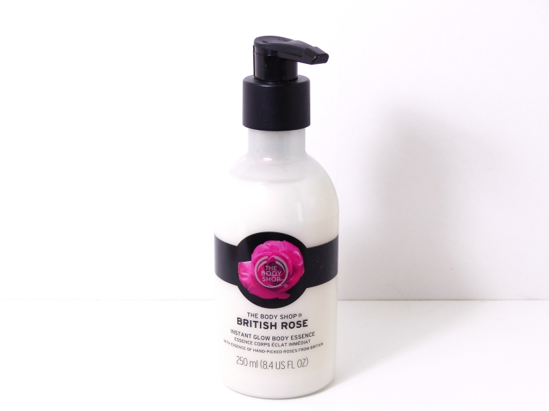 The Body Shop British Rose 2