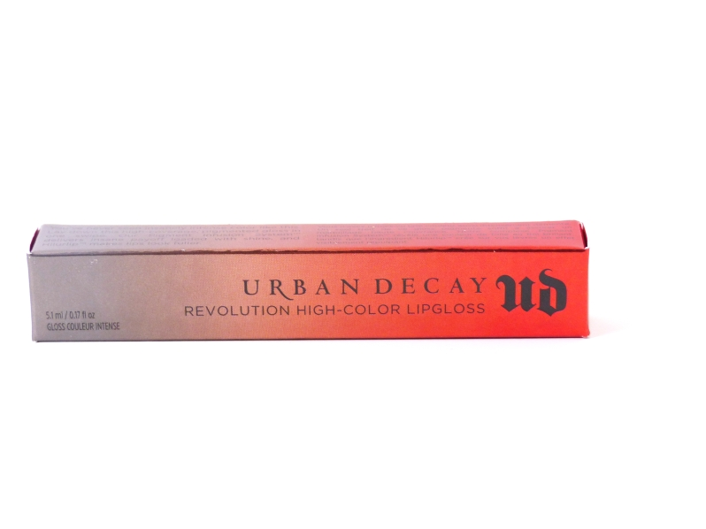 Urban decay - Gloss couleur intense corail
