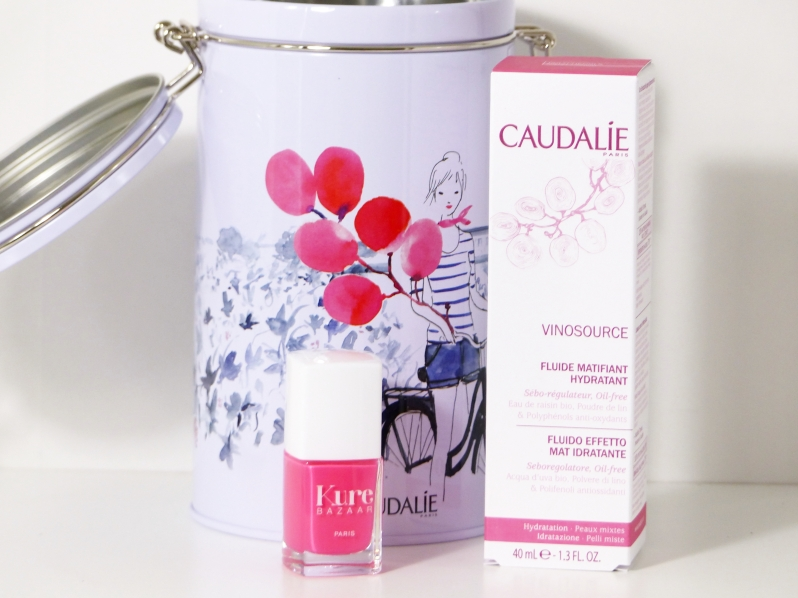 Vinosource x kure bazaar caudalie