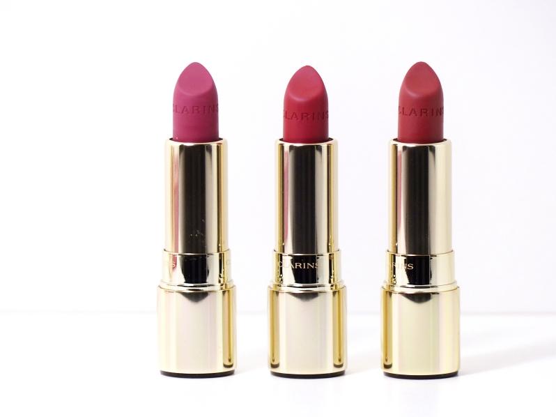Clarins Joli Rouge Velvet nude